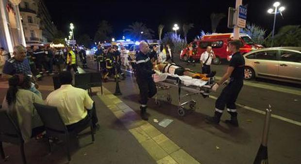 Truck crashes into crowd at Bastille Day celebrations in Nice