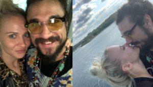 Dani Osvaldo e Veera Kinnunen si sono fidanzati ? La foto de