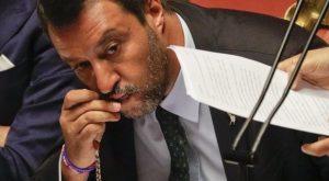 Salvini: «Governo finito per colpa dei no. A Mattarella chie