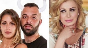 Temptation Island Vip 2019, Tina Cipollari contro Er Faina: