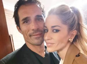 Elena Santarelli, il dramma segreto: «Io e Bernardo Corradi ci siamo ...
