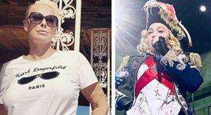 Brigitte Nielsen contro Madonna: «Le ho dato uno schiaffo, p