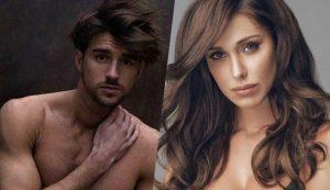 Belen Rodriguez e Andrea Damante, flirt clandestino dopo una