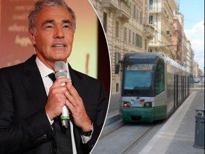 Roma, addetta Atac aggredita sul tram: Massimo Giletti scend