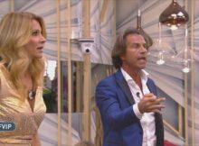Antonio Zequila e Adriana Volpe