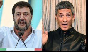 """Coronavirus, Fiorello risponde a Salvini: """"Si può pregare an"""