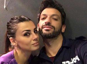 Serena Enardu e Pago in quarantena: «Primi lite continue, ab