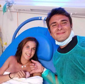 """Alessandro Di Battista di nuovo papà: """"Filippo è nato ascoltando gli U2"""""""