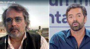 """Alberto Matano, Yari Carrisi a Vita in Diretta: «La canzone """"Felicità""""? Non rappresentava i miei genitori. Ecco la verità…»"""
