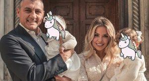 Costanza Caracciolo: compleanno con Bobo Vieri e figli