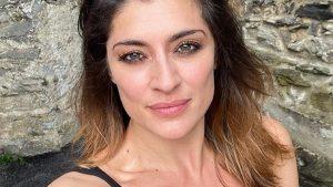 Elisa Isoardi    incidente a Ballando con le Stelle  Todaro preoccupato    «Ferma    ti fai male»