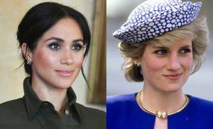 Meghan Markle come Lady Diana |  indossa il suo orologio da 17mila sterline
