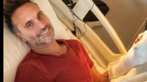 """Nek in ospedale fa spaventare i fan: """"Confido che le cose vadano per il meglio…"""""""
