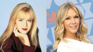 Beverly Hills 90210, Jennie Garth: «Cresciuta sul set della serie tv, ho conosciuto solo quel tipo di ...