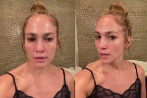 """Jennifer Lopez risponde agli hater: """"Botox no grazie, questa è la mia faccia!"""""""