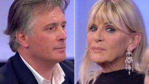 """""""Uomini e Donne""""    Gemma Galgani e l'attacco a Giorgio Manetti    «Gradirei silenzio totale    persona mediocre»"""