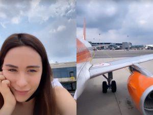 Aurora Ramazzotti in partenza per le vacanze. Ma in aeroporto la brutta notizia: «Non è possibile…»