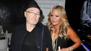 L'ex moglie di Phil Collins gli fa causa per la villa e lo umilia davanti al giudice